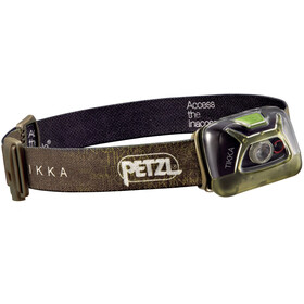 Petzl Tikka Headlamp green/black